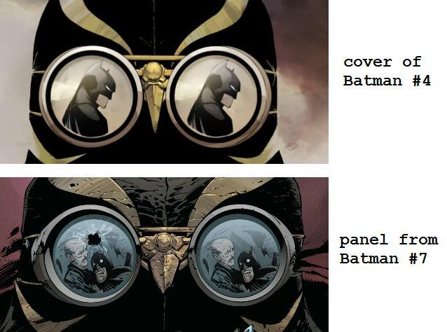 Batman 7 Retcon Punch