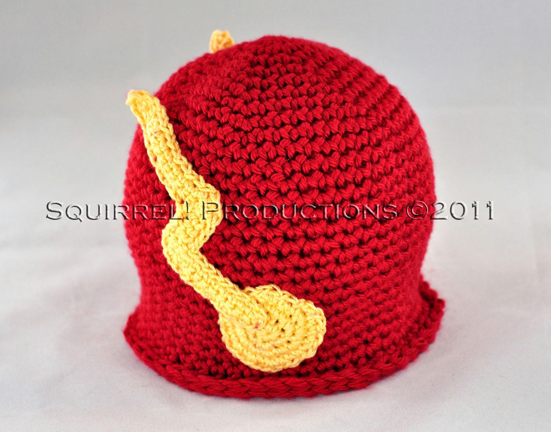 The Vault Crocheted Flash Hat Retcon Punch