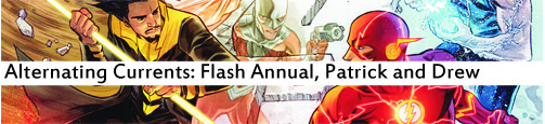 Alternating Currents: Flash Annual, Patrick and Drew