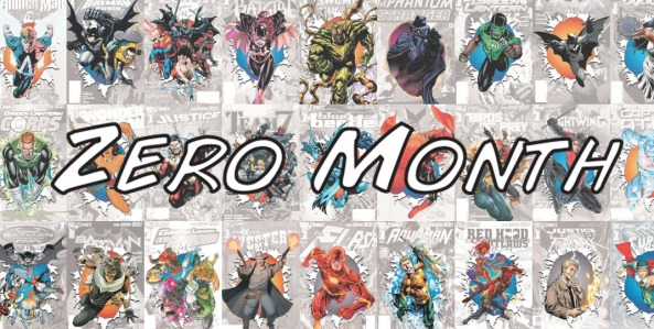 DC Comics Zero Month