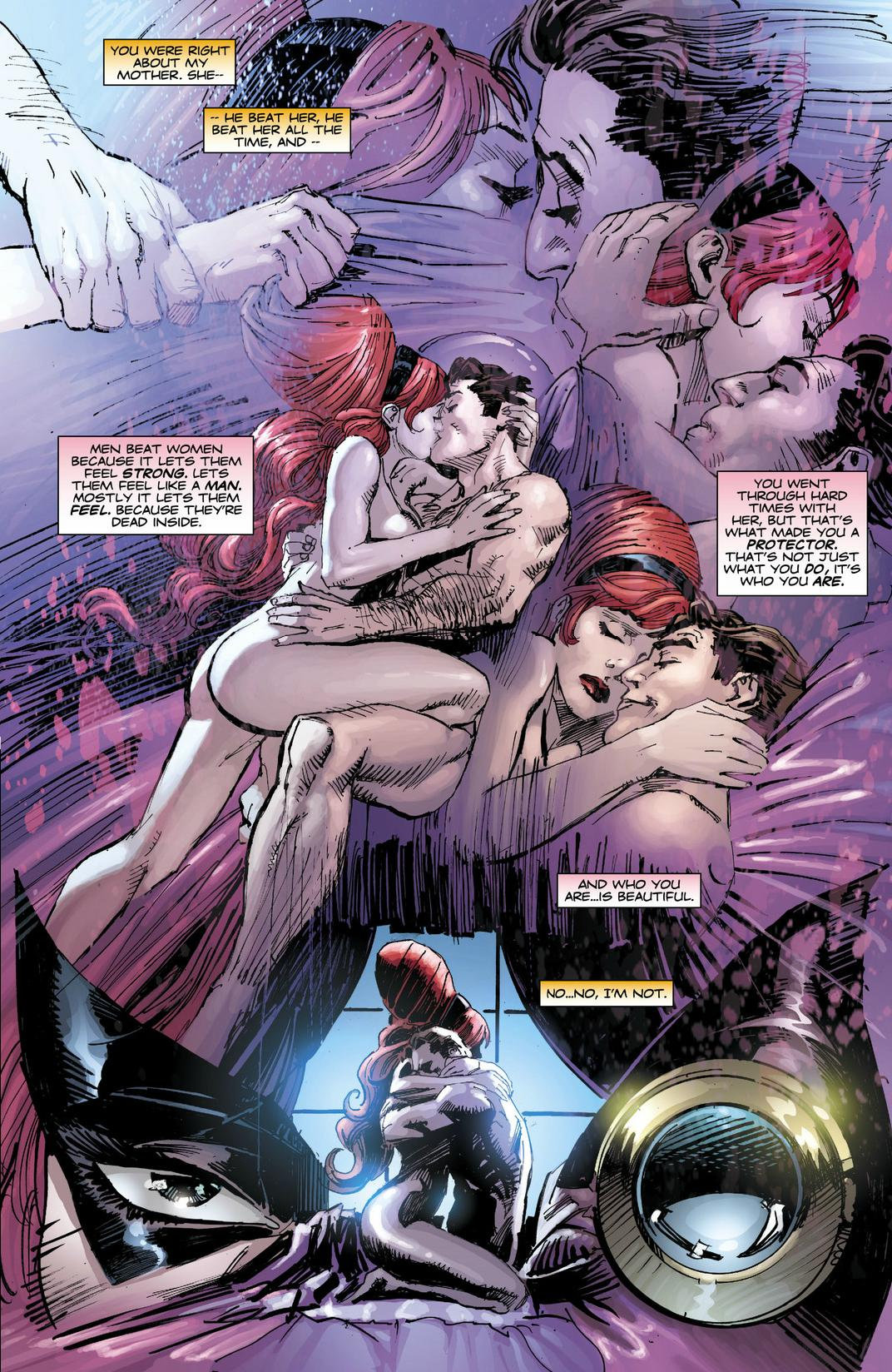 Nite Owl And Silk Spectre Sex 31