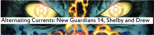 Alternating Currents: New Guardians 14, Shelby and Drew