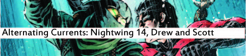 Alternating Currents: Nightwing 14, Drew and Scott