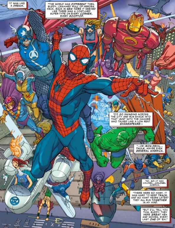Arachnid-Guy and the Fantastic Avenge-Men