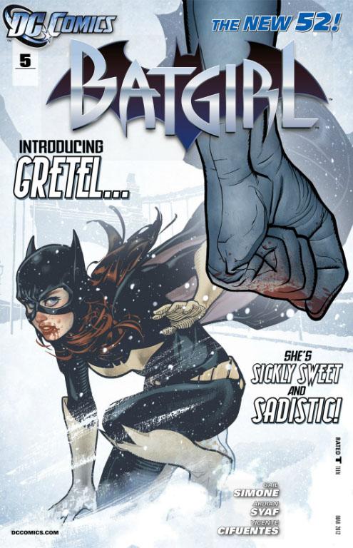 batgirl 2012
