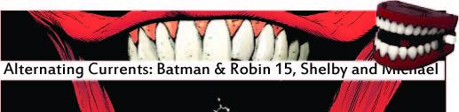 batman and robin 15 DoF