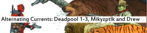 deadpool 1-3
