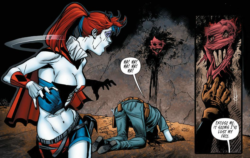 Suicide Squad 15   Retcon Punch  Suicide Squad 1...