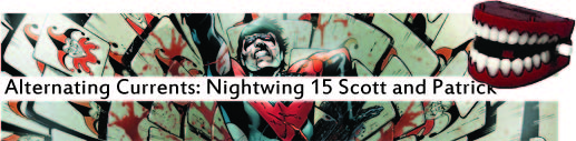 nightwing 15 DoF