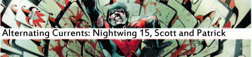 Alternating Currents: Nightwing 15, Scott and Patrick