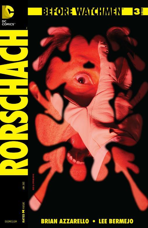 Rorschac 3 alternate cover