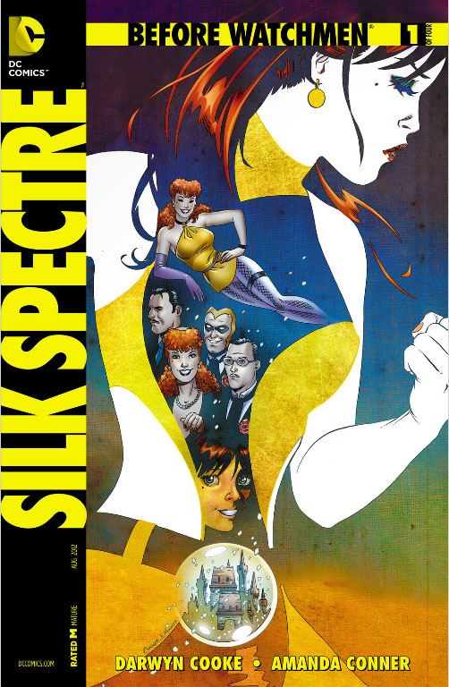 silk spectre 2012