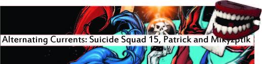 suicide squad 15 DoF