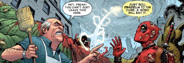 You've got problems? Deadpool has solutions!