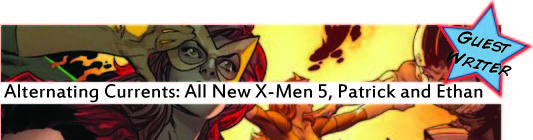 all new x-men 5