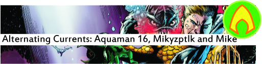 aquaman 16 Throne