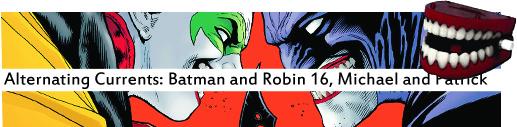 batman and robin 16 DoF