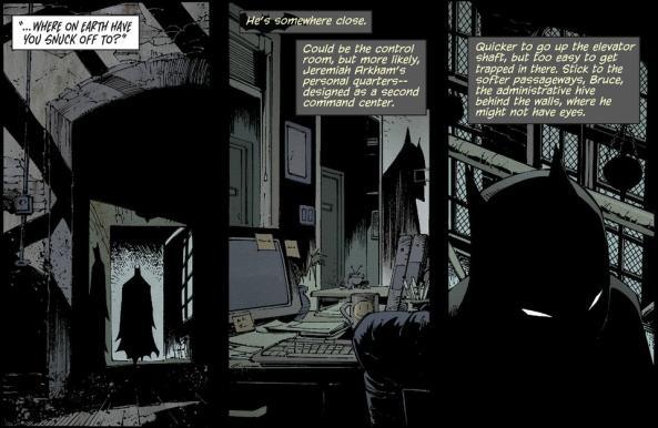 Batman schemes
