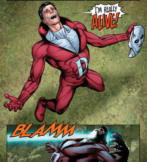 deadman is aliveman