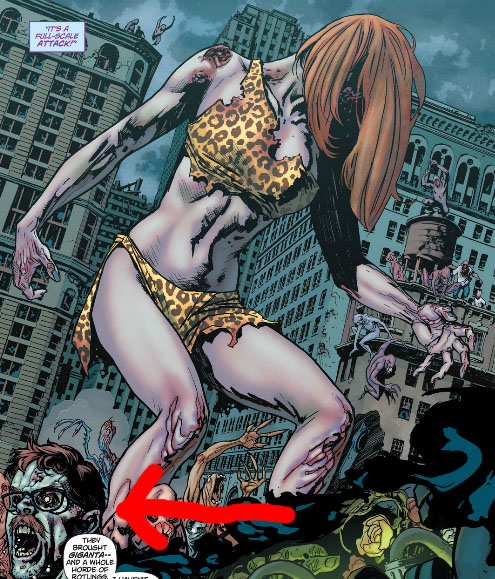 giganta attacks