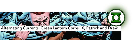 green lantern corps 16-3rd