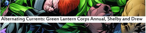 green lantern corps annual