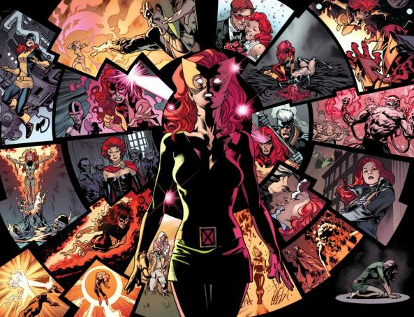 Jean Grey remembers everything