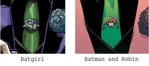 Joker's Tie Pin