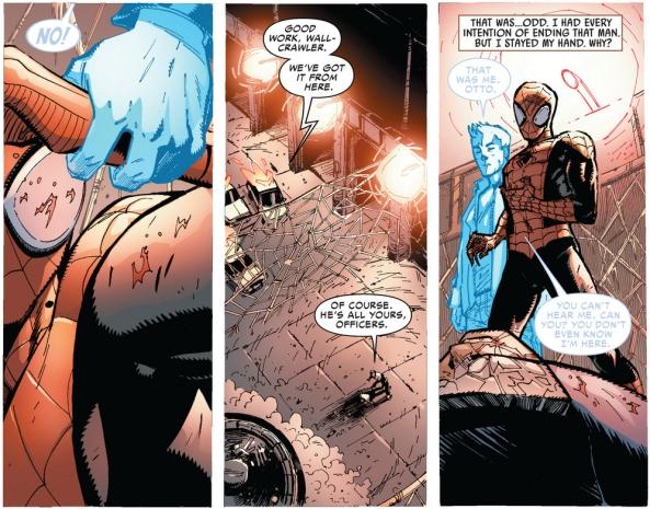 Patrick Swayze IS Peter Parker IN Ghost 2: Whoopie's Revenge