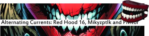 red hood 16 DoF