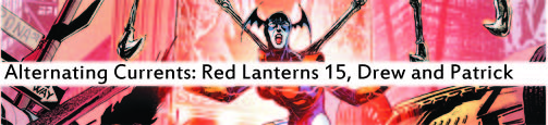 Alternating Currents: Red Lanterns 15, Drew and Patrick