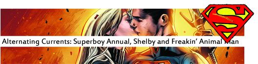 superboy annual 1