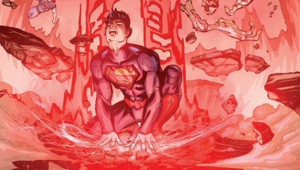 superboy TK