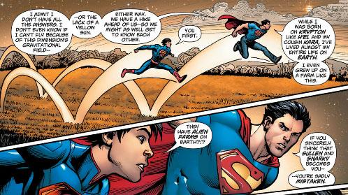 superman and superboy