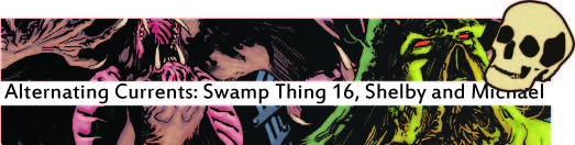 swamp thing 16 ROT
