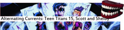 teen titans 15 DoF