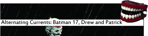batman 17 DoF