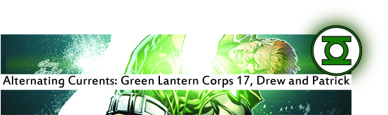 Alternating Currents: Green Lantern Corps 17, Drew and Patrick