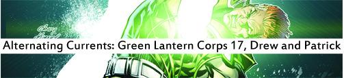 green lantern corps 17