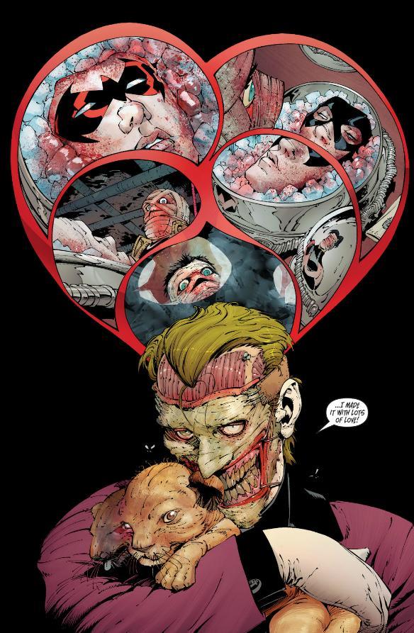 Joker's Death of the Family Plan revealed