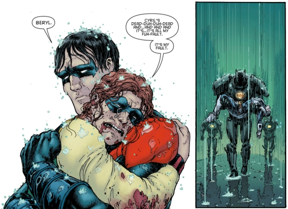Squire and Nightwing