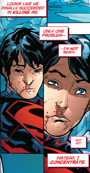 Superboy Stands