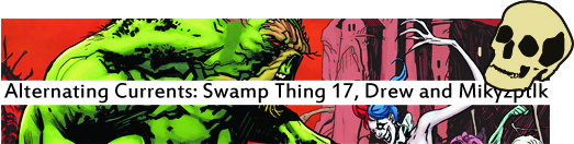 swamp thing 17 ROT