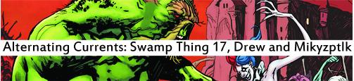 swamp thing 17