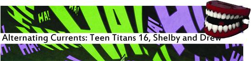 teen titans 16 DoF