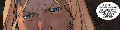 thor5 never speak of this again
