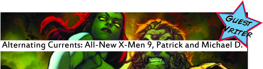 all new x-men 9
