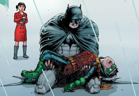 Batman minus Robin