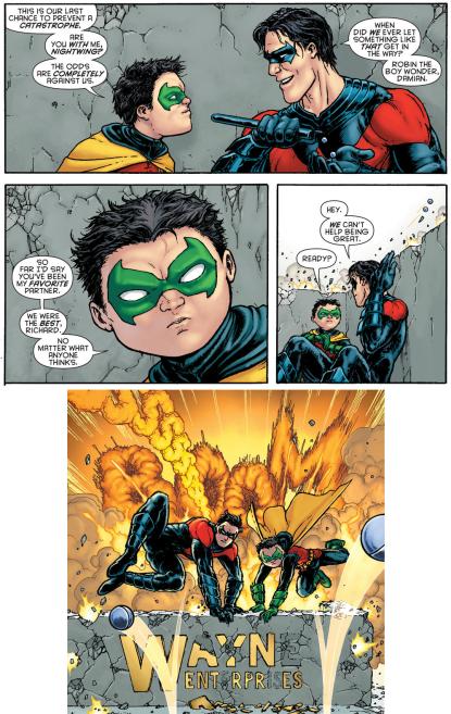 Batman & Robin Together Again
