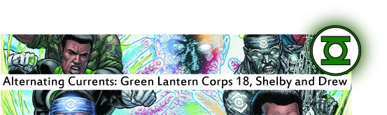 green lantern corps 18 wrath
